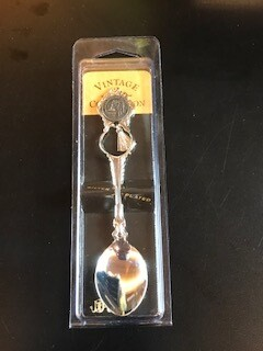 CHM Silver Plated Souvenir Spoon