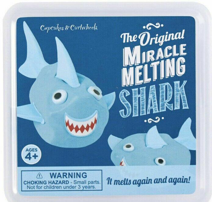 Shark, melting