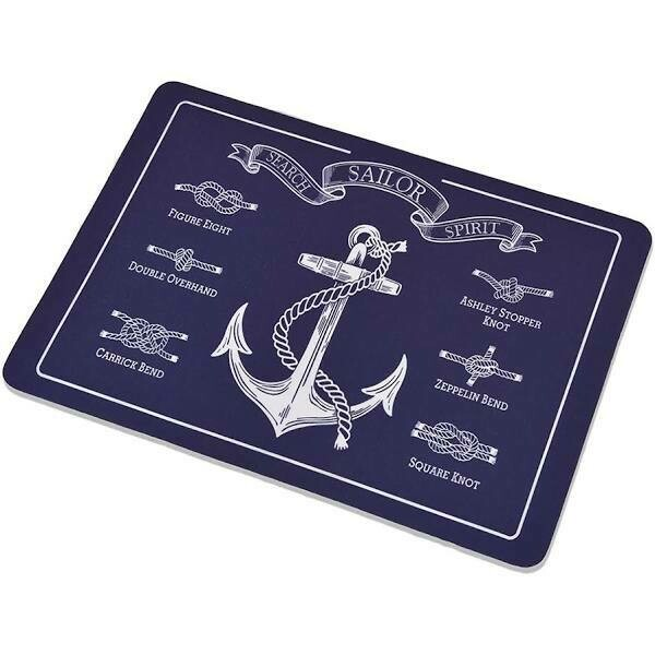 Anchor Floor Mat