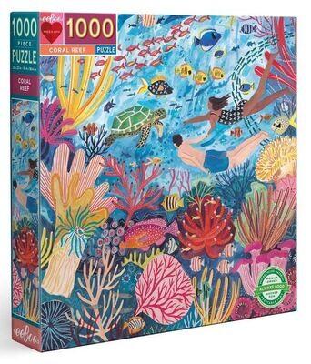 1000 piece Puzzle Coral Reef