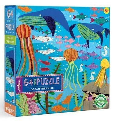 64 piece Ocean Life Puzzle