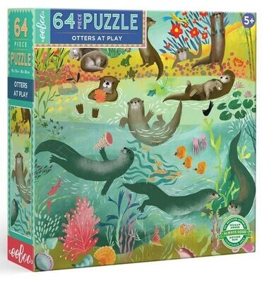 64 pc otter puzzle