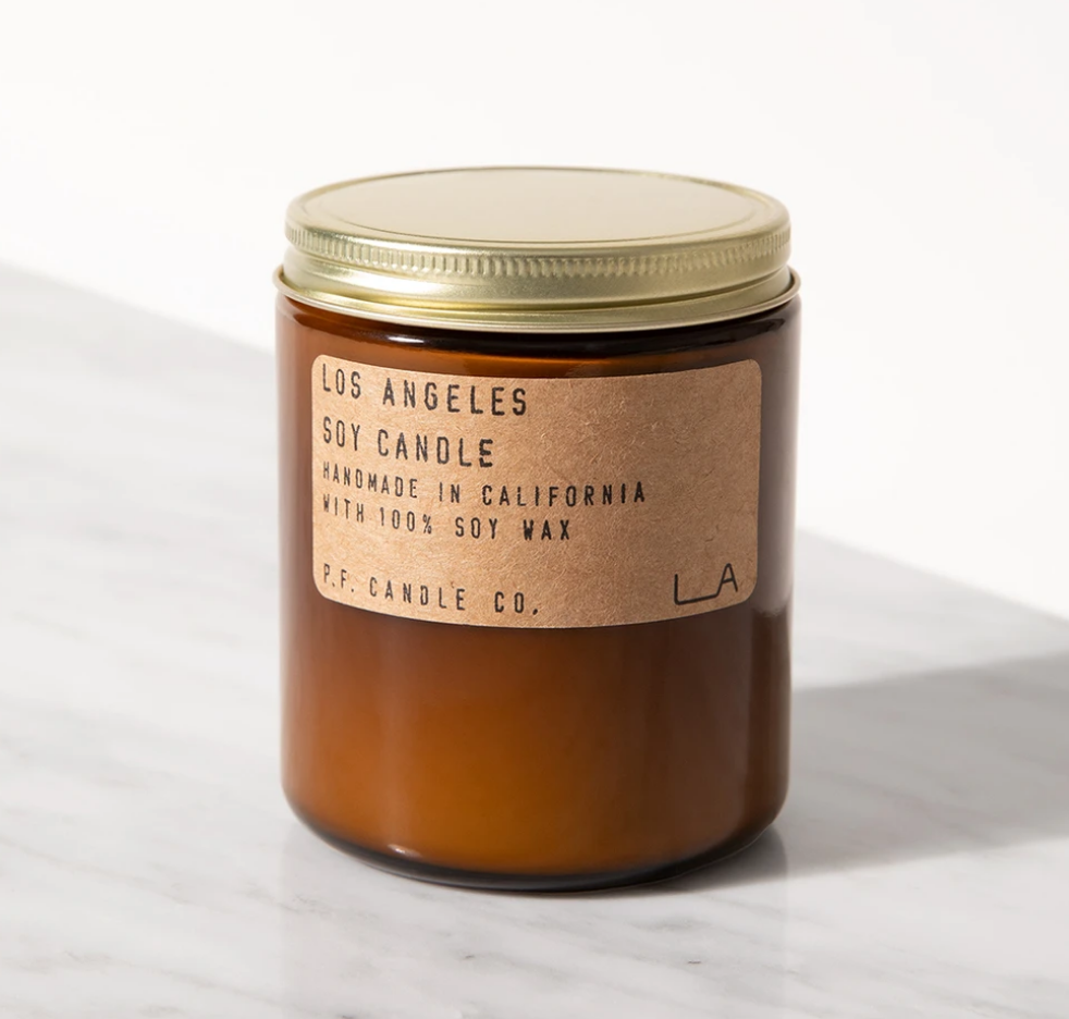 Los Angeles 7.2 oz Soy Candle