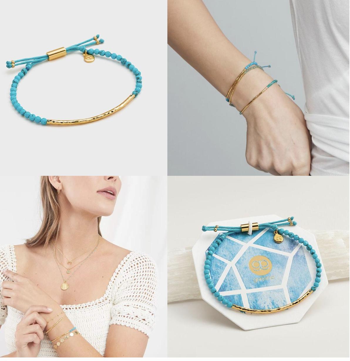 Power Gemstone Bracelet for Healing