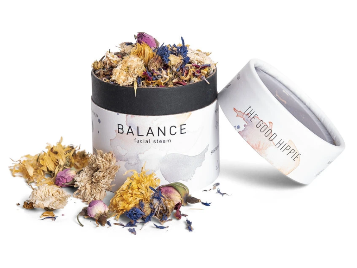 Balance Facial Steam