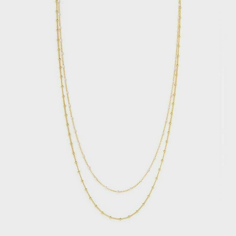 Capri Layer Necklace
