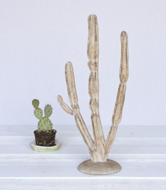 Wooden Cacti- Multi- Stem