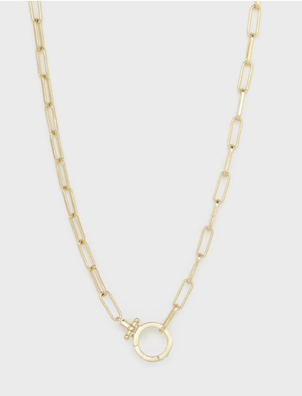Parker Gold Necklace
