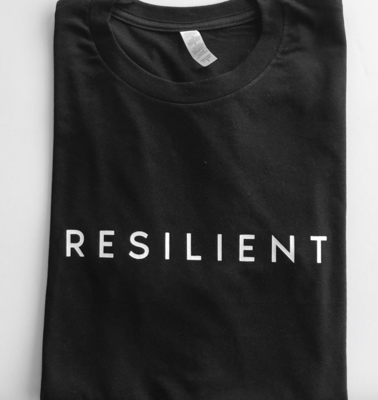 Resilient Modern Tee