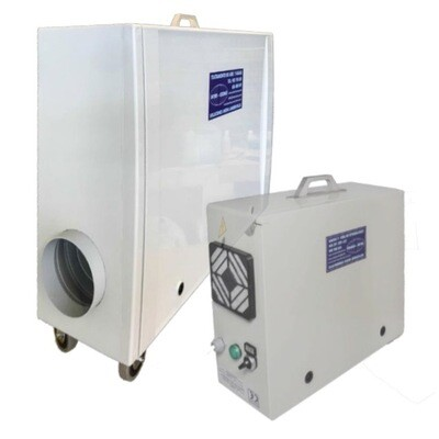 Generador de ozono portátil-1