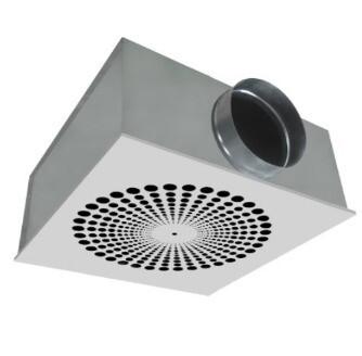 Generador ozono techo