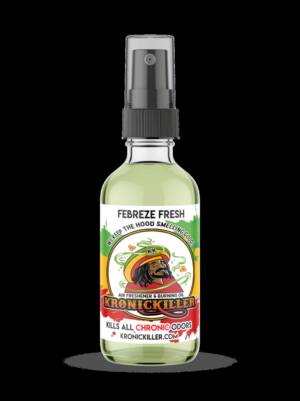 Febreze Fresh Air Freshener & Burning Oil
