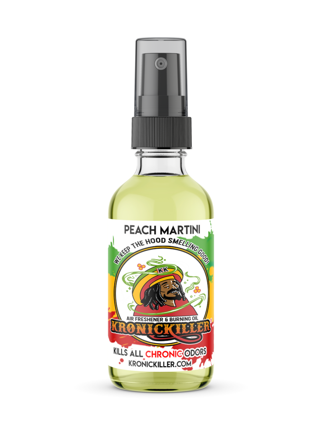 Peach Martini Air Freshener & Burning Oil