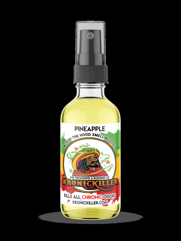 Pineapple Air Freshener & Burning Oil