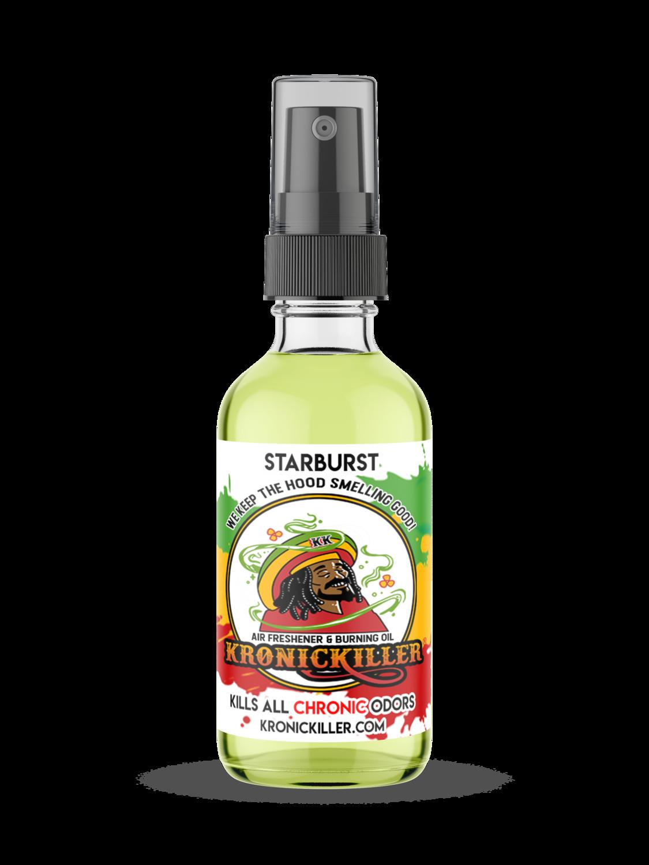 Starburst Air Freshener & Burning Oil