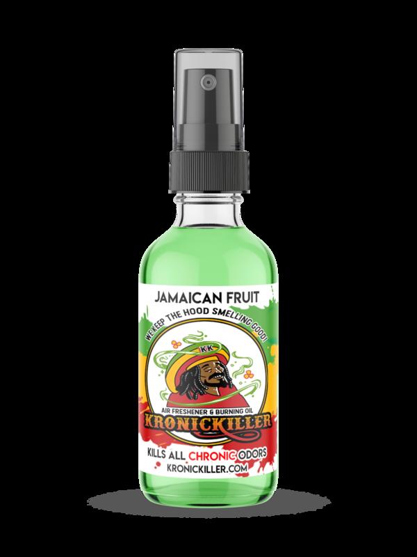 Jamaican Fruit Air Freshener & Burning Oil