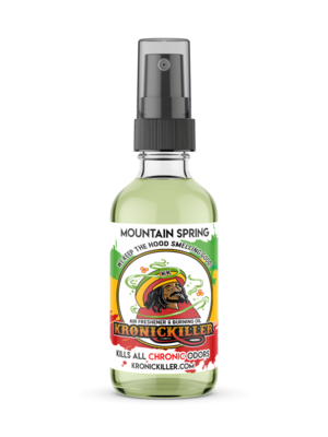 Mountain Spring Air Freshener & Burning Oil