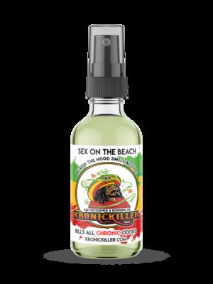 Sex on the Beach Air Freshener & Burning Oil