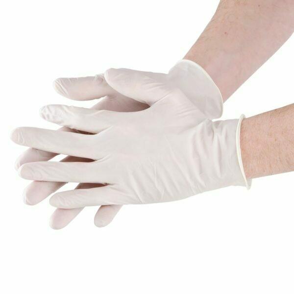 Vinyl Gloves - 100 Pack