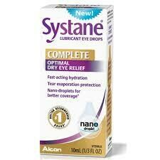 Systane Complete Drops
