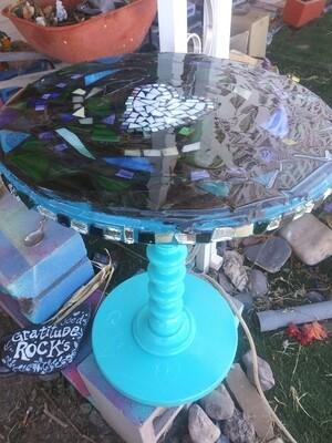 Cute custom patio tables
