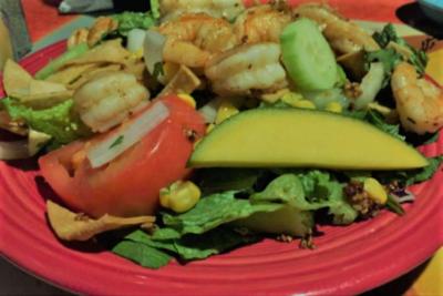 Costa ALEGRE Salad