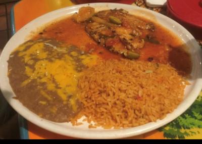 Snapper Veracruz