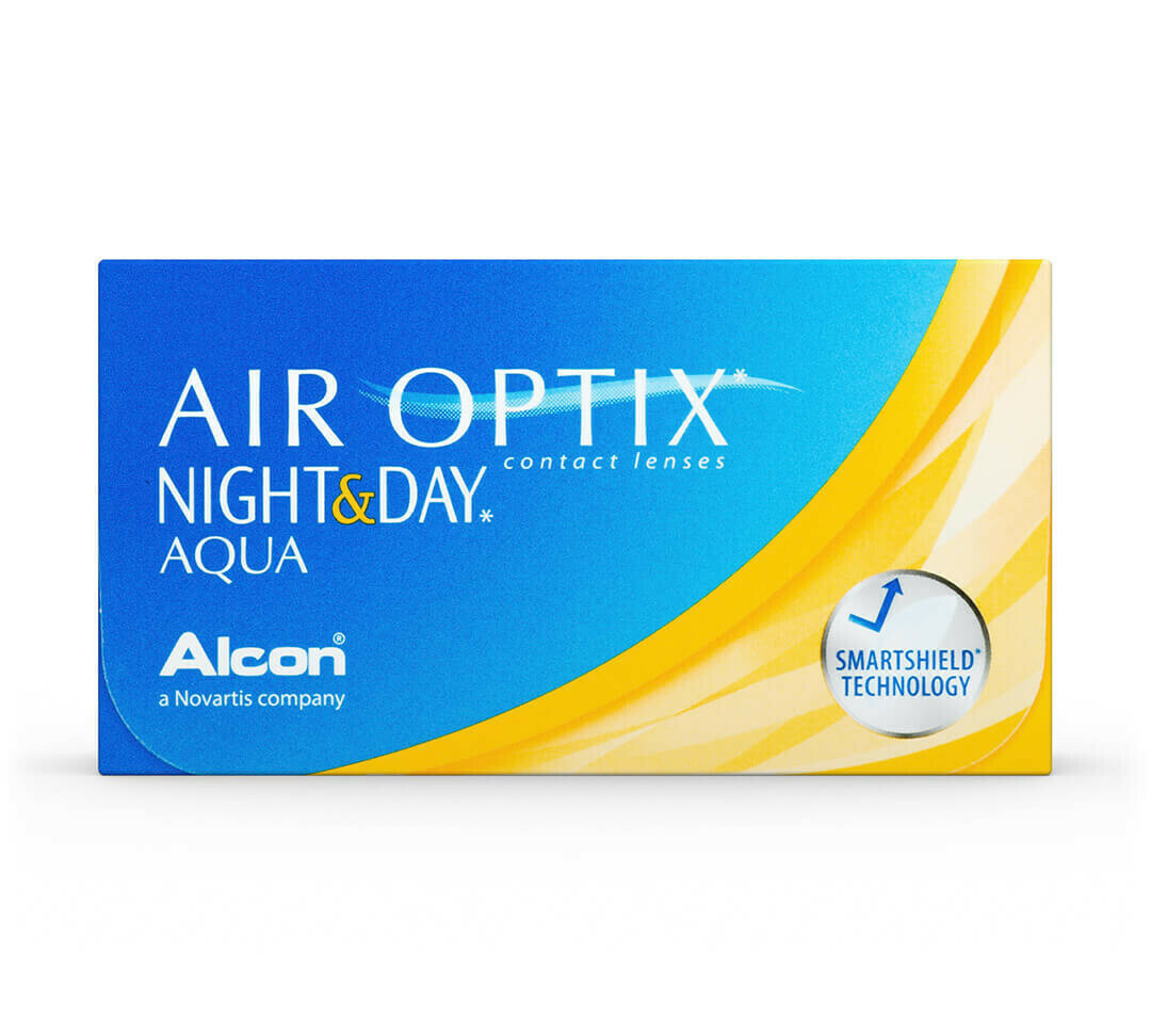 Air Optix Night & Day Aqua (3 copë)