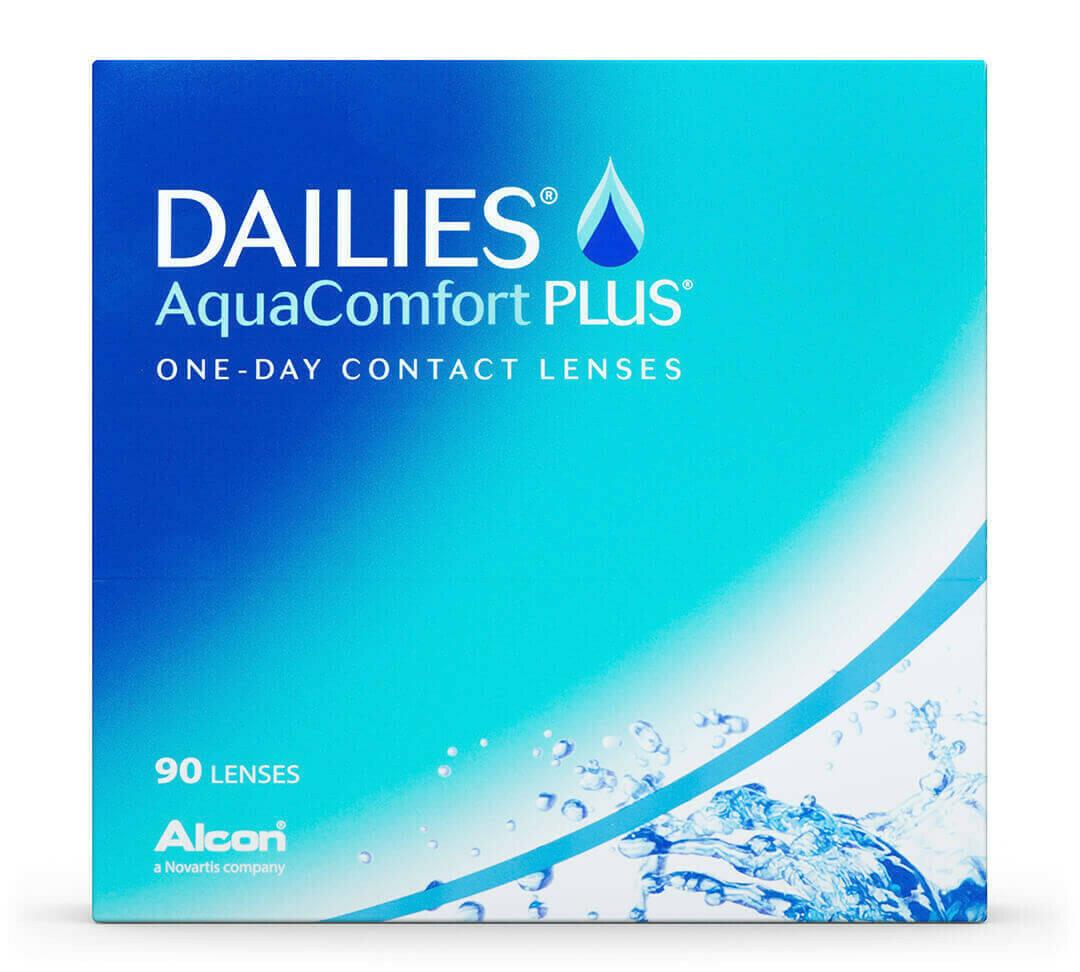 Dailies Aqua Comfort Plus (90 copë)