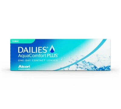 Dailies Aqua Comfort Plus Torike (30 copë)
