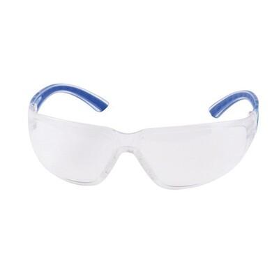 Protective google transparent & blue