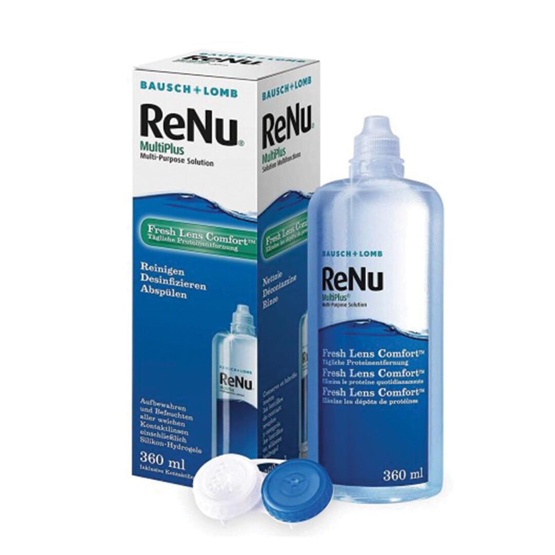 Bausch & Lomb Renu 360 ml