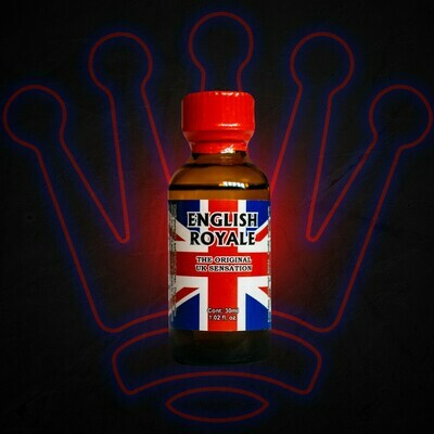 ENGLISH ROYALE 30ML POPPER