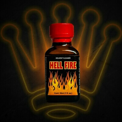 HELL FIRE 30ML POPPER