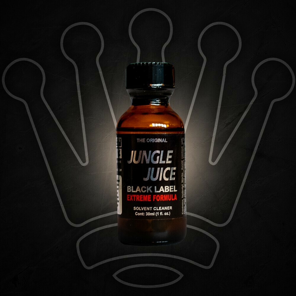 JUNGLE JUICE BLACK 30ML POPPER