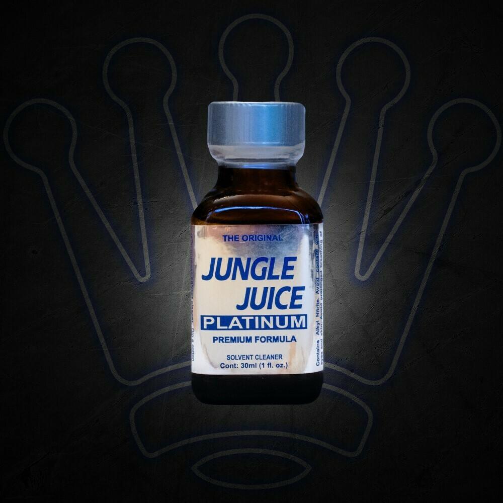 JUNGLE JUICE PLATINUM 30ML POPPER