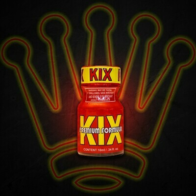 KIX 10ML POPPER