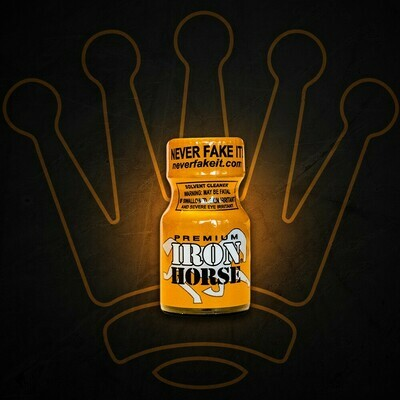 IRON HORSE 10ML POPPER