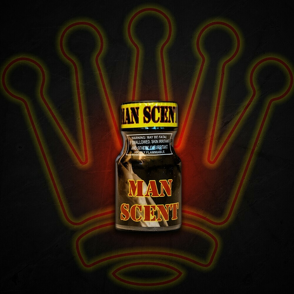 MAN SCENT 10ML POPPER