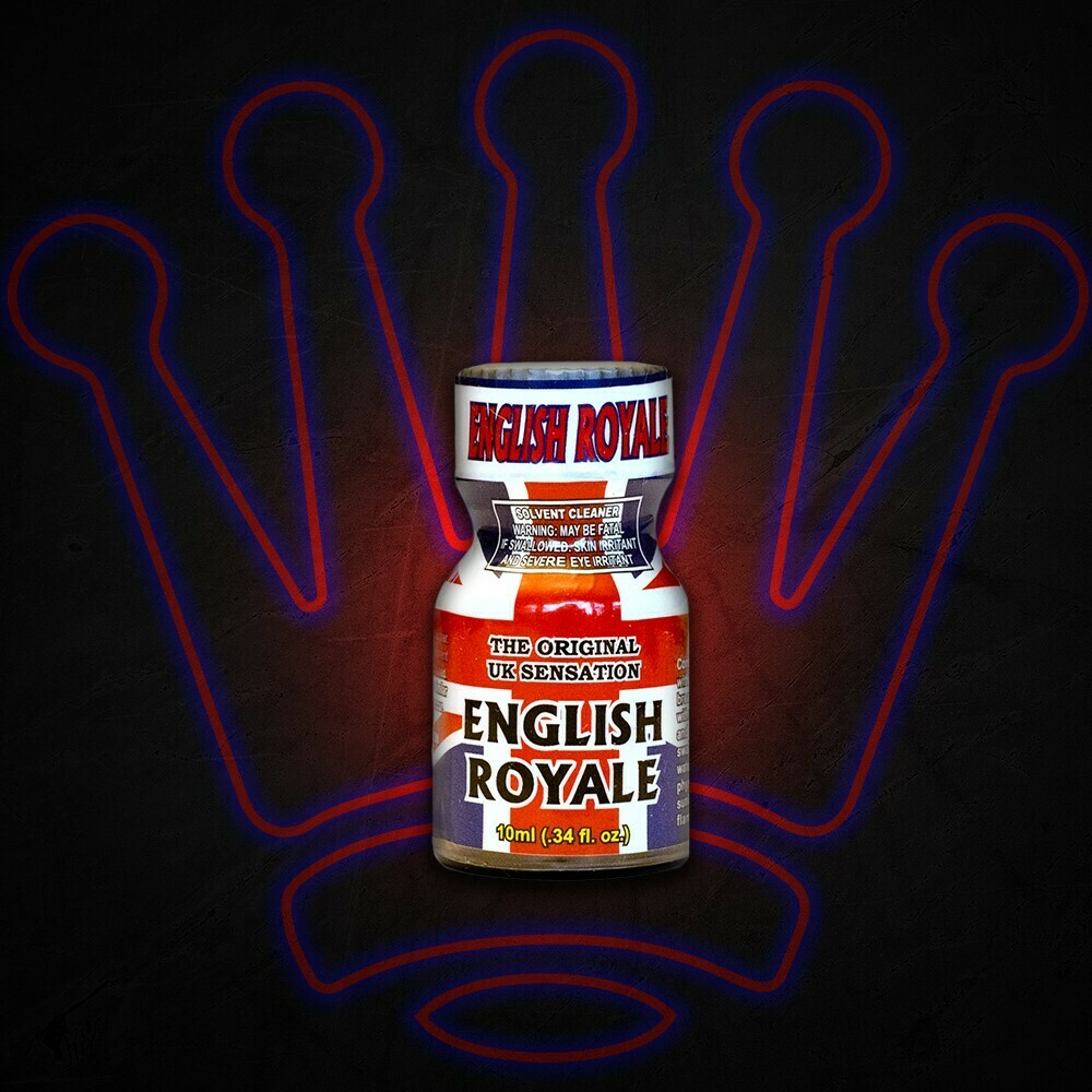 ENGLISH ROYALE 10ML POPPER