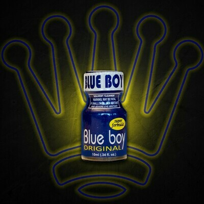 BLUE BOY 10ML POPPER