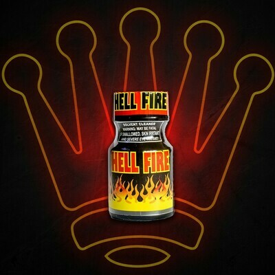 HELL FIRE 10ML POPPER