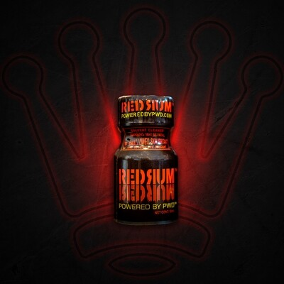 REDRUM 10ML POPPER