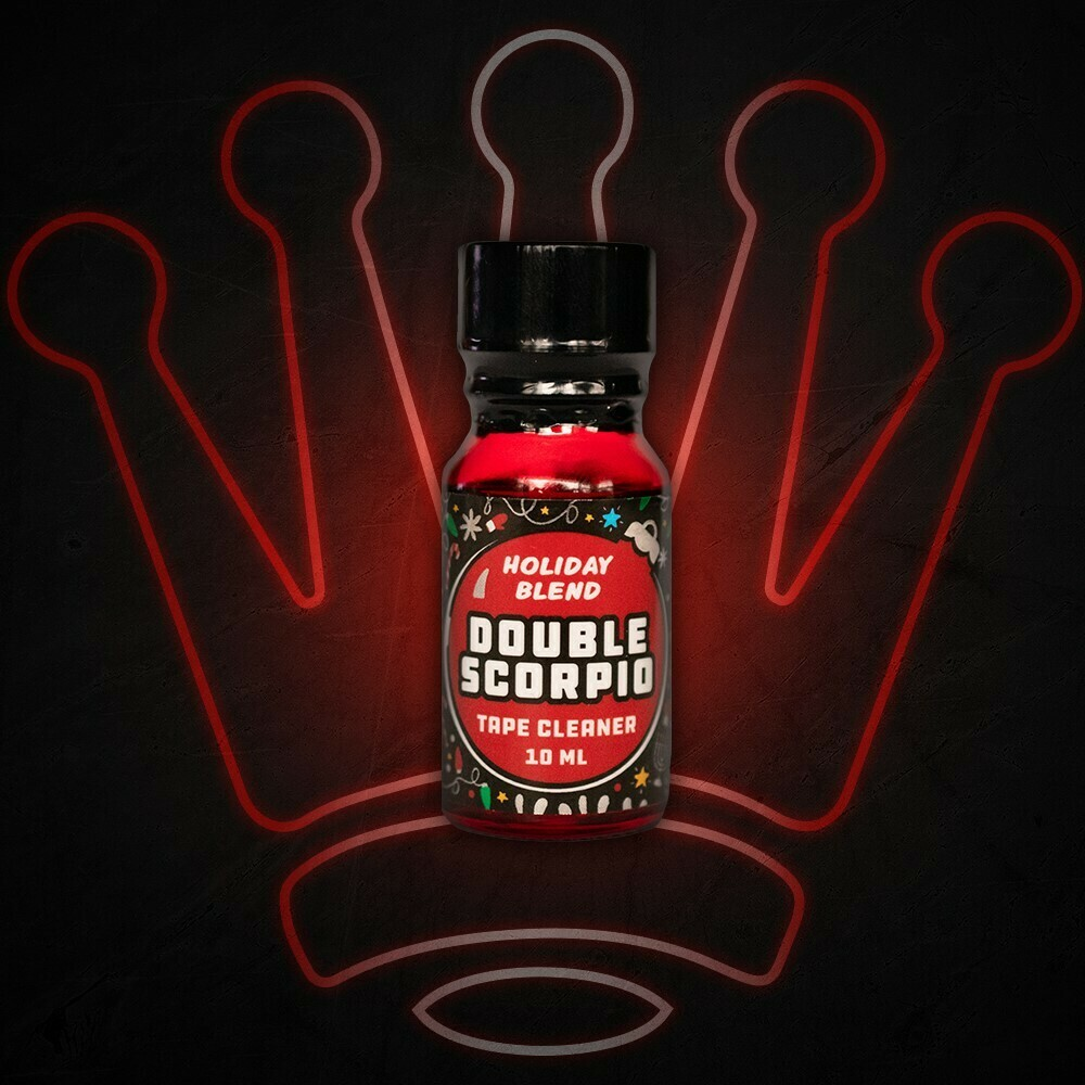 DOUBLE SCORPIO HOLIDAY BLEND 10ML POPPER