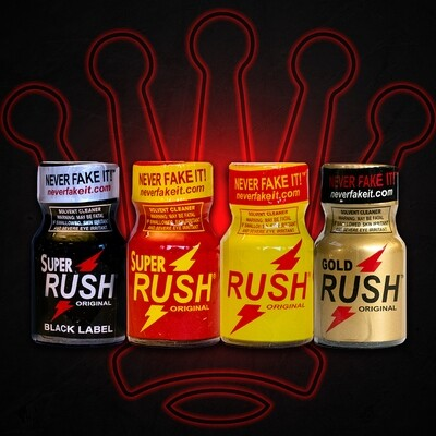 RUSH PARTY PACK