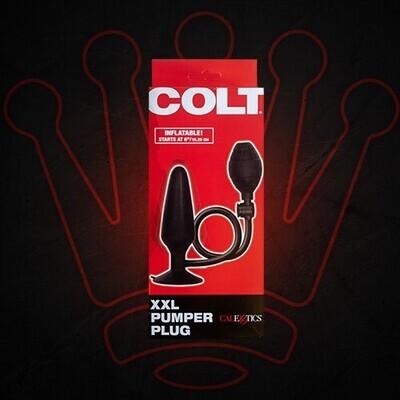 COLT XXL Pumper Plug - Black