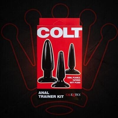 COLT Anal Trainer Kit - Black