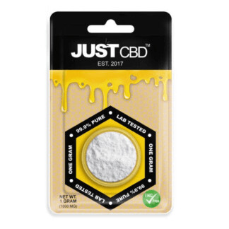 JustCBD Isolate 1 gram