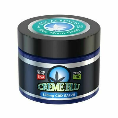 Blue Moon Hemp CBD Salve