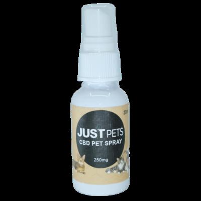 JustCBD Pet Spray - 250mg